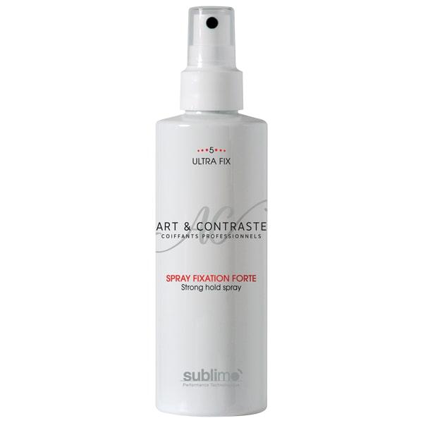 Spray Fixation Forte Sans Résidus