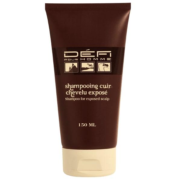 Shampooing Cuir Chevelu Exposé